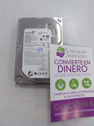 DISCO DURO SEAGATE BARRACUDA 500GB 7200