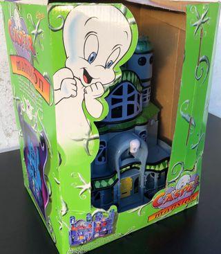 La mansión de casper en caja Disney