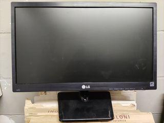 "Monitor led LG nuevo 20"""
