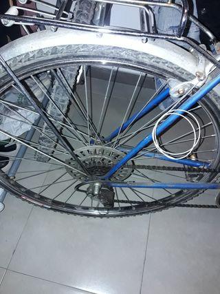 bici vintage bh centurion