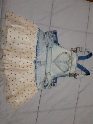 vestido niña talla 2-3 años