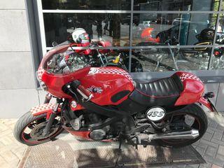 Kawasaki zzr 600 Café Racer