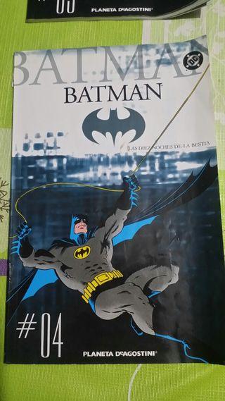 2 cómics Batman