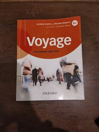 Libro de ingles: Voyage B2