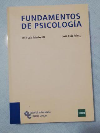 libro fundamentos de psicología.