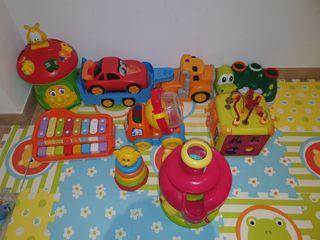 lote de juguetes por 30€