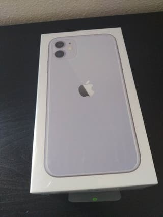 iPhone 11 malva 64 GB