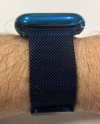 Correa + funda para Apple Watch 44mm