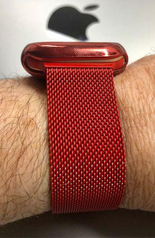 Correa + funda para Apple Watch 40mm.
