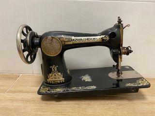 Máquina de coser Singer - Principios de siglo XX