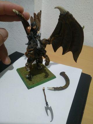 Bestia Manticora Warhammer Fantasy.