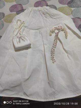 vestido comunion talla 115