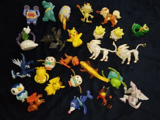 Figuras de Pokemon Lote variado