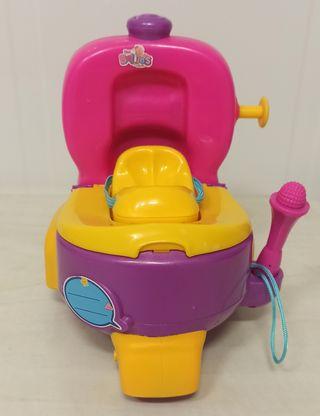 Bellies potty car