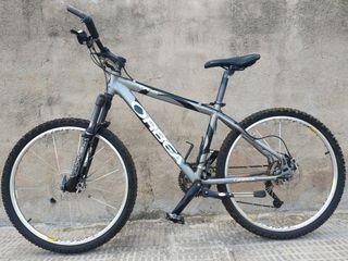bicicleta de montaña orbea talla M mejorada