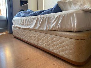 Cama canape individual