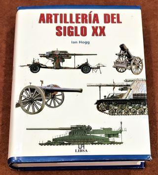 ARTILLERÍA DEL SIGLO XX