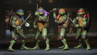 Tortugas Ninja Figura 1/4 NECA TMNT