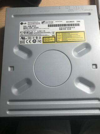 DVD LG para PC de sobremesa