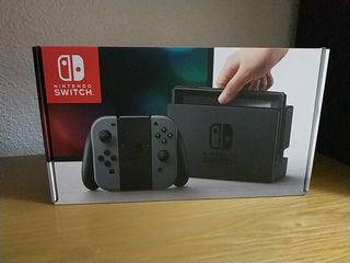Nintendo Switch Gris (Marzo 2017)