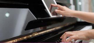 Clases de teoría musical y piano
