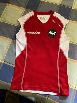 Camiseta interior nueva de ciclismo Spiuk, ver med