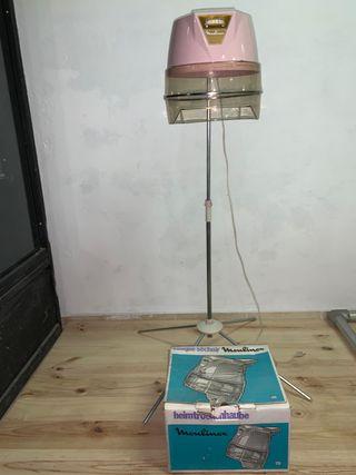 Casco secador pelo moulinex