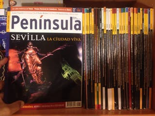 30 revistas viaje península