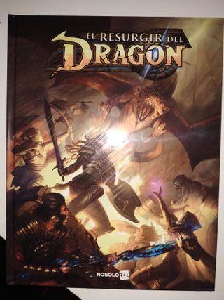 Juego de Rol El Resurgir del Dragon