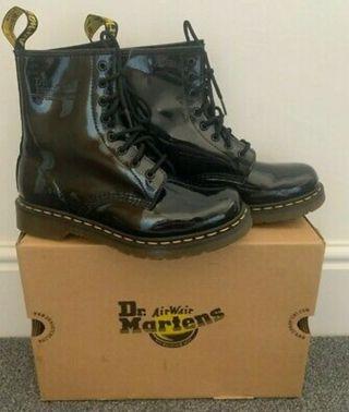 Doc Martens 1460 Black Size 6 Airwair Boots