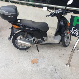 Honda scoopy SH150