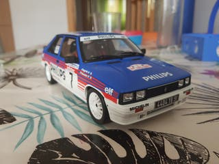 renault 11 turbo otto models