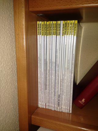 18 revistas viaje RUTAS DEL MUNDO