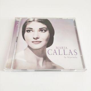 Maria Callas La leyenda / opera