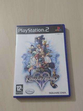 Kingdom Hearts 2. PS2.