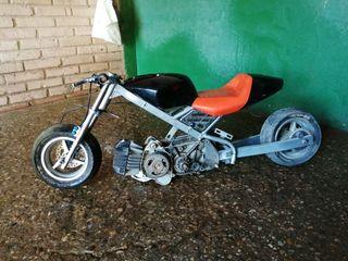 Motor Derbi Variant/mini moto