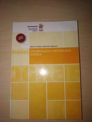 Manual de epistemología y metodología jurídica