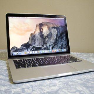 MacBook Pro 13 pulgadas pantalla Retina