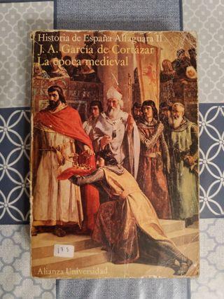 Historia de España II Alfaguara