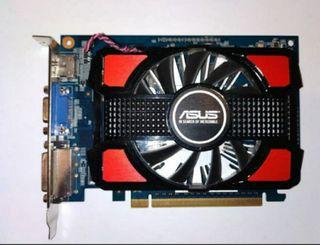 Tarjeta grafica NVIDIA GT GEFORCE 730 4Gb