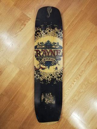 Longboard Rayne Double Brightside