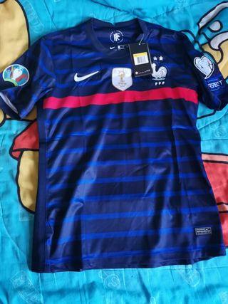 camiseta de fútbol francia