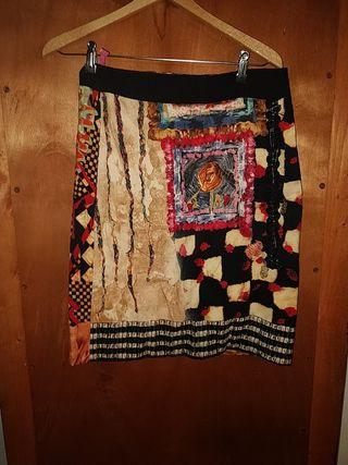 falda preciosa