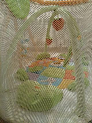Parque de juegos infantil Neonato Palio Playtime