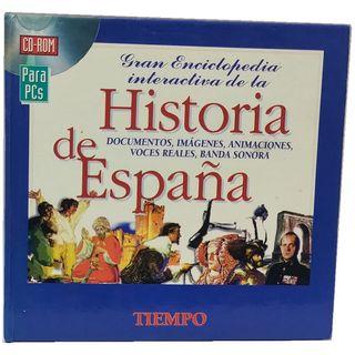 GRAN ENCICLOPEDIA INTERACTIVA HISTORIA ESPAÑA.