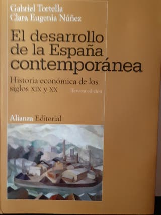 Historia Económica de España UNED