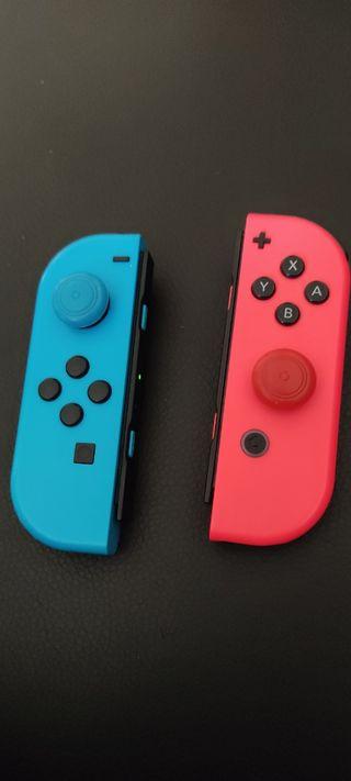 Joycons Mandos Nintendo Switch