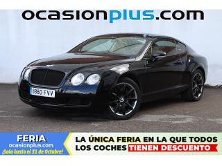 Bentley Continental GT GT Coupe 411 kW (560 CV)