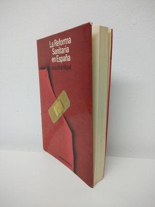 "Libro ""La reforma sanitaria"", 1976"
