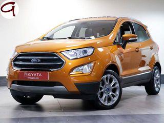 Ford EcoSport 1.5 TDCi EcoBlue SANDS Titanium 74 kW (100 CV)